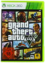 Grand Theft Auto V - Microsoft Xbox 360