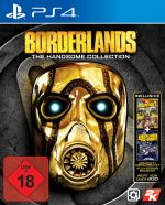 2K Games PS4 Borderlands:
