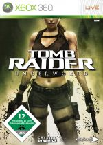 XBOX-360 Tomb Raider: Underworld