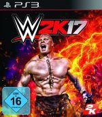 2K Sports PS3 WWE 2K17