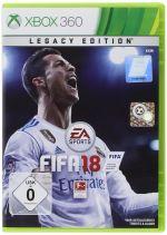 FIFA 18, 1 Xbox360-DVD (Legacy Edition)