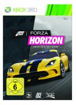 Forza Horizon - Limited Collector's Edition [German Version]