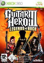 Guitar Hero III Legends of Rock - Xbox 360 (German version)