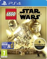 LEGO Star Wars: The Force Awakens Deluxe Steelbook Edition with Season Pass (Exclusive to Amazon.co.uk)