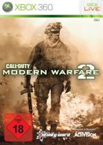 Call of Duty Modern Warfare 2 (XBOX 360) (USK 18)