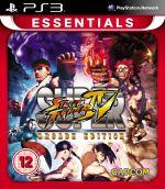Super Street Fighter Arcade Edition: PlayStation 3 Essentials