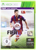 Electronic Arts FIFA 15, XBox 360 - video games (XBox 360, Xbox 360, Sports, DEU)