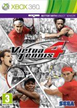 SEGA Virtua Tennis 4 [XBOX360] (Kinect)