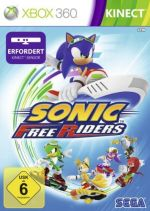 Sonic Free Riders - Kinect [German Version]