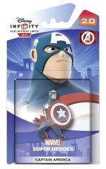 Disney Infinity 2.0 Character - Captain America Figure (PS4/PS3/Nintendo Wii U/Xbox 360/Xbox One)