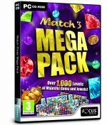 Match Three Mega Pack (PC DVD)