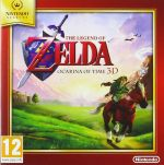 Nintendo Selects The Legend of Zelda: Ocarina of Time (Nintendo 3DS)
