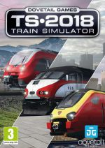 Train Simulator 2018 (PC DVD)
