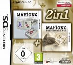 2 in 1: Mahjong Mahjong – A Trip Around the World – [Nintendo DS]