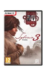 Syberia 3 – Day One Edition (Syberia 1 + Syberia 2 + Syberia 3 included) (PC DVD)