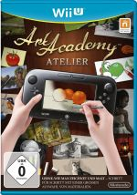 Art Academy Atelier – Wii U Notes