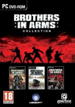 Brothers in Arms Collection includes Road to Hill 30/Earned in Blood/Hell's Highway (PC DVD)