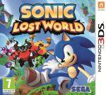 Sonic Lost World (Nintendo 3DS)