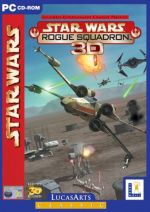 Star Wars: Rogue Squadron - 3D (PC CD)