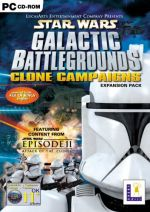 Star Wars: Galactic Battlegrounds - Clone Campaigns Expansion Pack (PC)