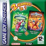 Power Rangers Ninja Storm & Power Rangers Time Force Double Pack (GBA)