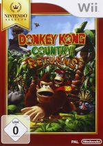 DONKEY KONG COUNTRY RETURNS -