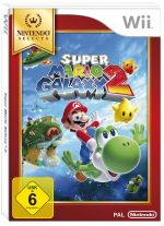 Nintendo Wii Super Mario Galaxy 2 Selects