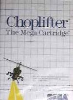 Choplifter - Master System - PAL