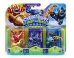 Skylanders Swap Force - Triple Character Pack - Star Strike, Gill Grunt, Trigger Happy (Xbox 360/PS3/Nintendo Wii U/Wii/3DS)
