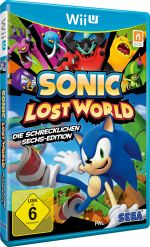 Nintendo Wii U Sonic Lost World