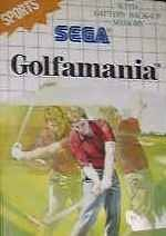Golfamania - Master System - PAL