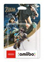 Link (Rider) amiibo - The Legend OF Zelda: Breath of the Wild Collection (Nintendo Wii U/Nintendo 3DS/Nintendo Switch)