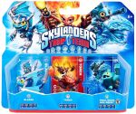 Skylanders Trap Team: Triple Pack - Blades, Torch & Tidal Wave Gill Grunt
