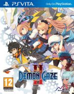 Demon Gaze II (PlayStation Vita)