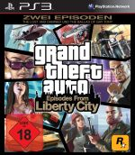 Grand Theft Auto Episodes from Liberty City - Sony PlayStation 3