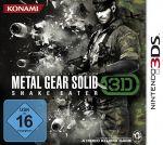 Metal Gear Solid - Snake Eater 3D [German Version]