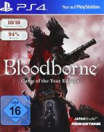 Sony Computer Entertainment PS4 Bloodborne GOTY