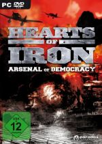 Hearts of Iron 2 Arsenal of Democracy [German Version]