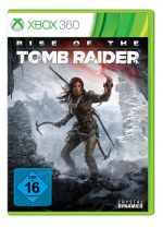 Rise of the Tomb Raider (USK ab 16 Jahre) XBOX 360