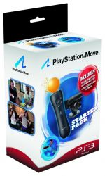 Sony PlayStation 3 Move Starter Pack with PlayStation Eye Camera and Move Controller