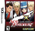 Ace Attorney: Apollo Justice / Game