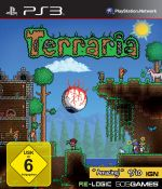 505 Games Terraria, PS3 - video games (PS3, PlayStation 3, Platform, Engine Software, T (Teen), Online, DEU)