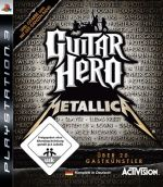 ACTIVISION PS3 Guitar Hero Metallica