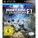 Disney Micky Epic Die Macht der 2, PS3 - video games (PS3, PlayStation 3, Action / Adventure, E (Everyone), DEU)