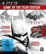 Batman Arkham City Game Of The Year - Sony PlayStation 3