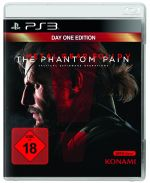 Metal Gear Solid 5: The Phantom Pain Day One Edition
