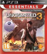 Sony - Uncharted 3 essentials Occasion [ PS3 ] - 0711719256175
