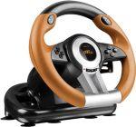 Speedlink Drift O.Z. Racing Wheel - Black/Orange