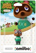 Amiibo Animal Crossing Tom Nook (Nintendo Wii U/3DS)