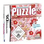 Jigsaw Puzzle – Flower and Pattern [Nintendo DS]